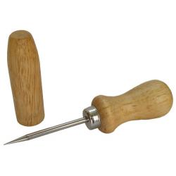 PGM Awl with Wooden Cover (801C-A)