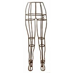 PGM Wrought Iron Pants Form Mannequin  (Raw-Steel Color, 901F)