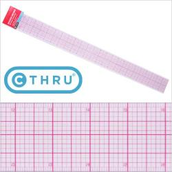 "PGM 24"" C-Thru Ruler (807A-A)"